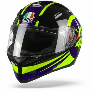 AGV K3 SV Max Vision Ride 46 Casque IntŽgral ML