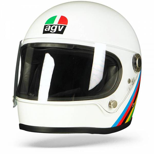 AGV X3000 Gloria Full Face Helmet MS