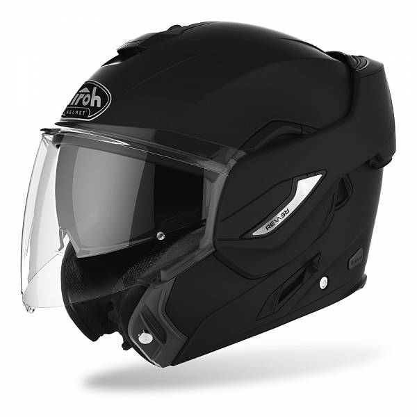 Airoh Rev 19 Color Black Matt Modular Helmet 2XL