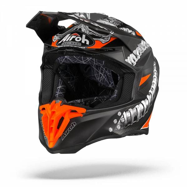 Airoh Twist 2.0 Bolt Casque Motocross Mat 2XL