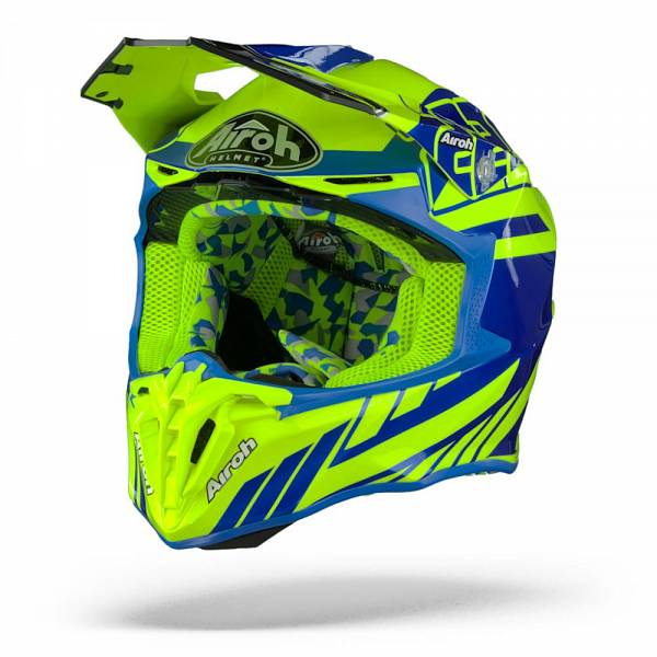Airoh Twist 2.0 Cairoli 020 Casque Motocross Brillant 2XL