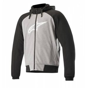 Alpinestars Chrome Sport Melange Sweat A Capuche Gris Noir XL