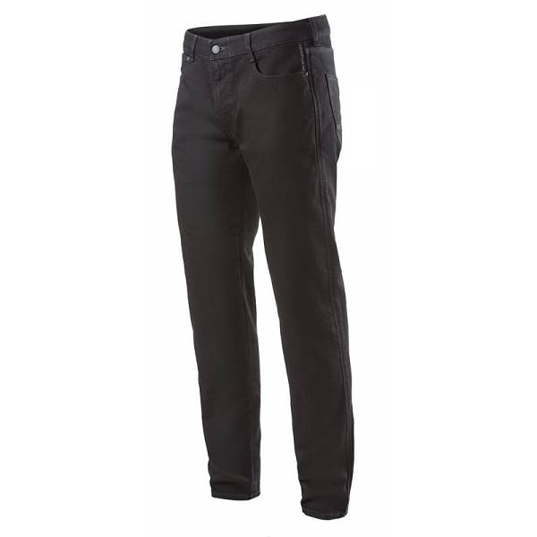 Alpinestars Copper V2 Denim Jean Moto Noir Rinse 38