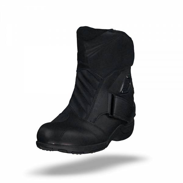 Alpinestars New Land Gore-Tex Bottes De Moto Noir 45