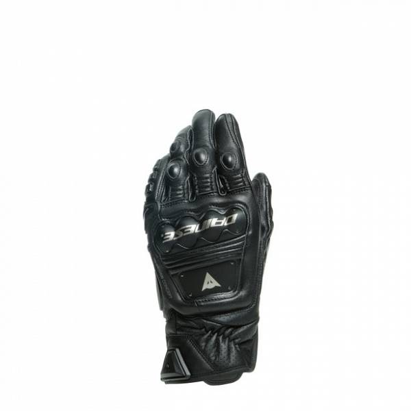DAINESE 4-STROKE 2 BLACK BLACK MOTORCYCLE GLOVES XL