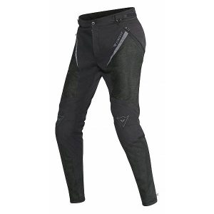 Dainese Drake Super Air Tex Lady Pantalon De Moto Noir Noir 40