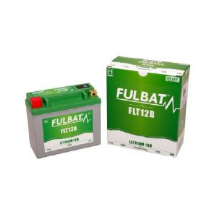 Fulbat FLT12B Lithium-Ion Motorcycle Battery