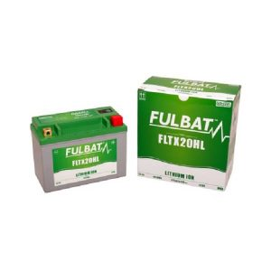Fulbat FLTX20HL Lithium-Ion Motorcycle Battery