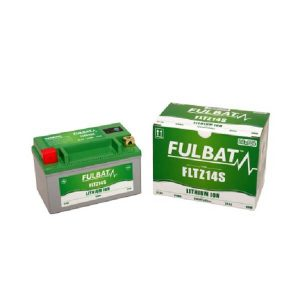 Fulbat FLTZ14S Lithium-Ion Motorcycle Battery