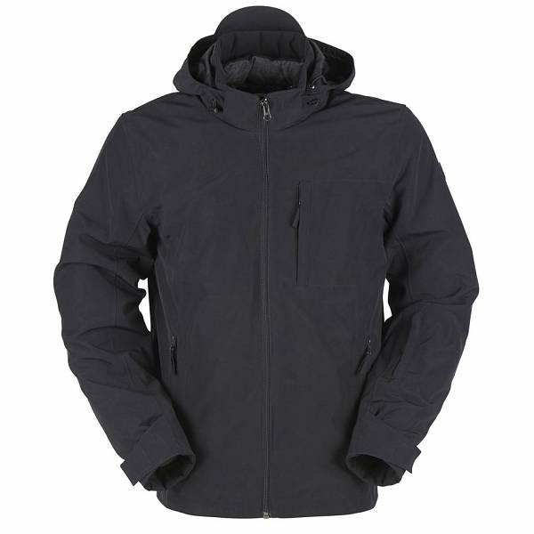 Furygan London Evo Veste De Moto Noir 2XL
