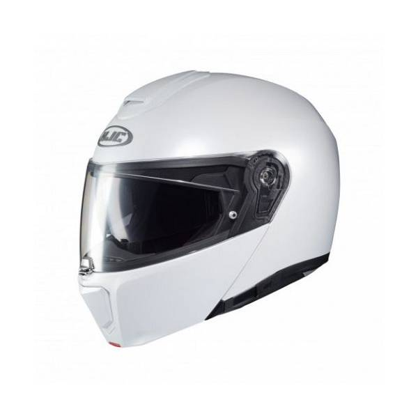 HJC RPHA 90s Solid Casque Modulable Blanc 2XL