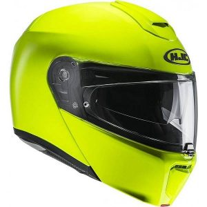 HJC RPHA 90s Solid Casque Modulable Jaune 2XL
