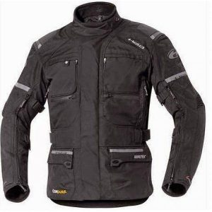 Held Carese II Veste Noir XL