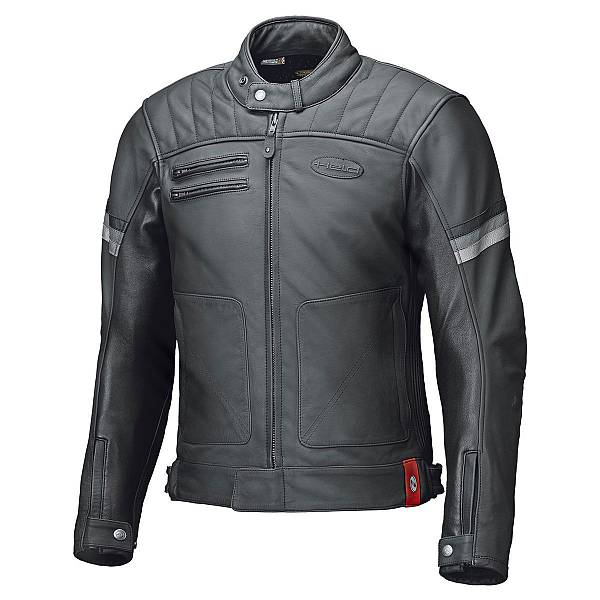 Held Hot Rock Veste De Moto En Cuir Noir 56