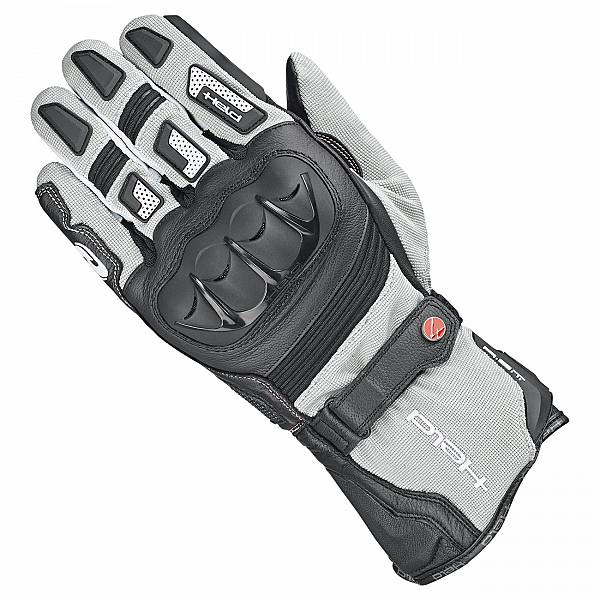 Held Sambia 2in1 Gore-Tex Gants De Moto Noir Gris 11