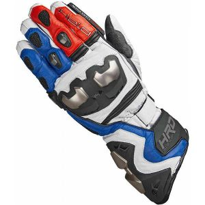 Held Titan RR Blue Red White Motorcycle Gloves 9