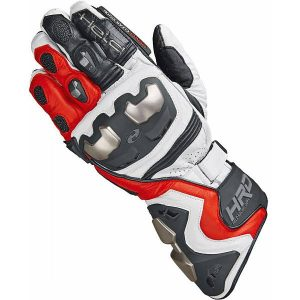 Held Titan RR Red White Motorcycle Gloves 11