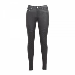 John Doe Betty Biker Jeggings Noir Jdj4009 33/32