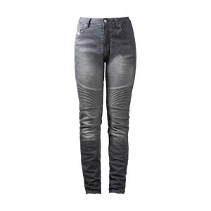 John Doe Betty Biker XTM Jean De Moto Gris Clair 34/34