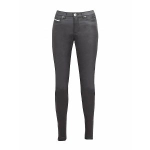 John Doe Betty Jeggings De Moto Noir Jdj4010 32/34