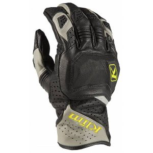 Klim Badlands Aero Pro Gants Court Gris M