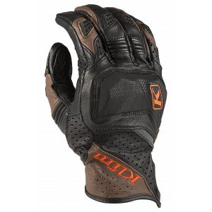 Klim Badlands Aero Pro Gants Court Marron S