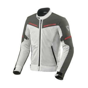 REV'IT! Airwave 3 Veste De Moto Argent Anthracite S