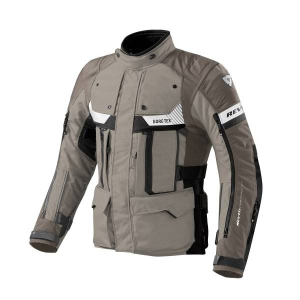 REV'IT! REV'IT Defender Pro Gore-Tex Veste De Moto Sable Noir XL