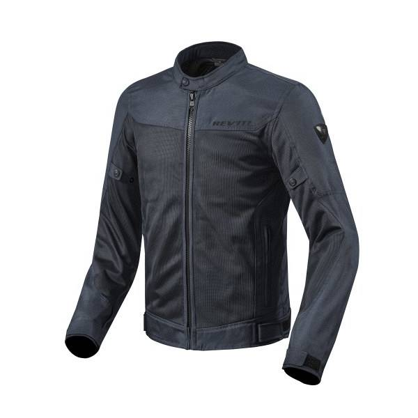 REV'IT! Eclipse Veste De Moto Noir 2XL