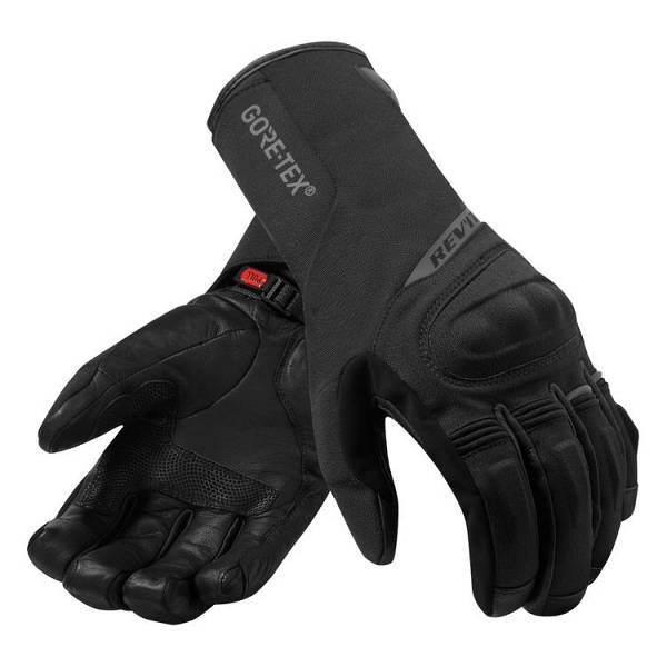 REV'IT! REV'IT Livengood Gore-Tex Gants De Moto Noir 2XL