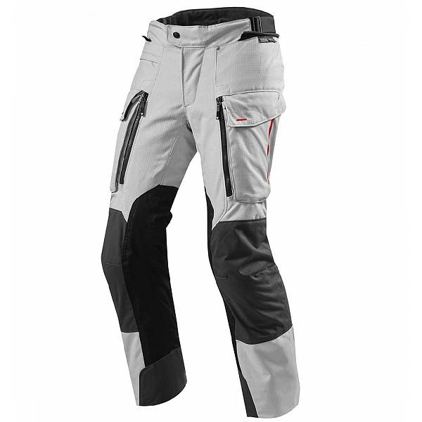 REV'IT! REV'IT Sand 3 Short Pantalon De Moto Court Argent Anthracite XYL