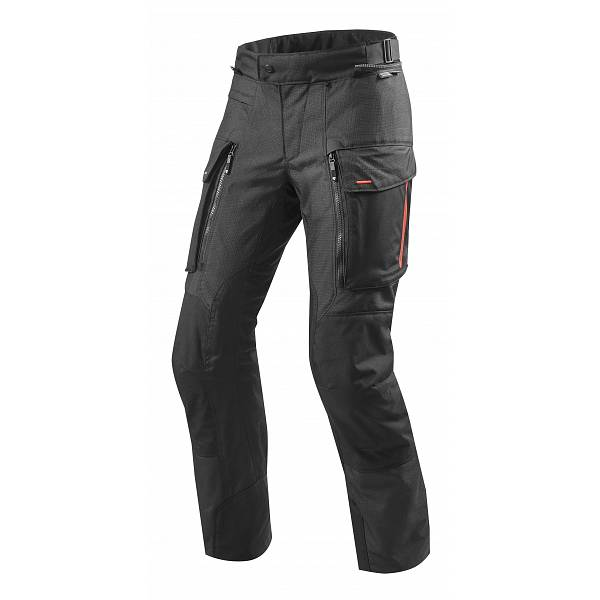 REV'IT! REV'IT Sand 3 Long Pantalon De Moto Noir M
