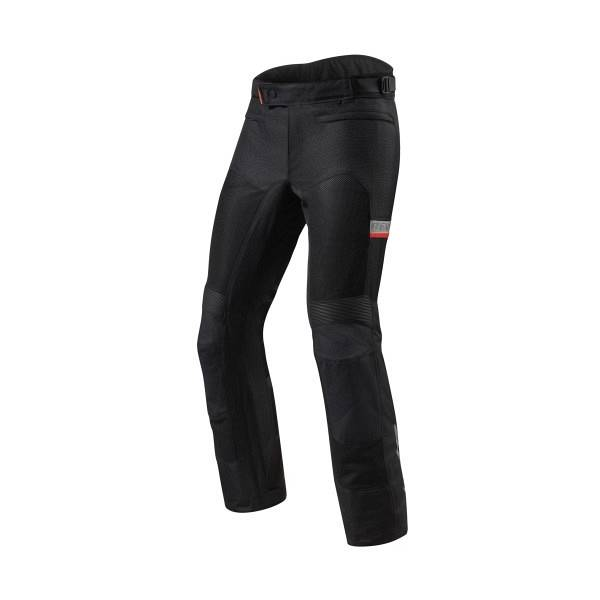 REV'IT! Tornado 3 Short Pantalon De Moto Noir XL
