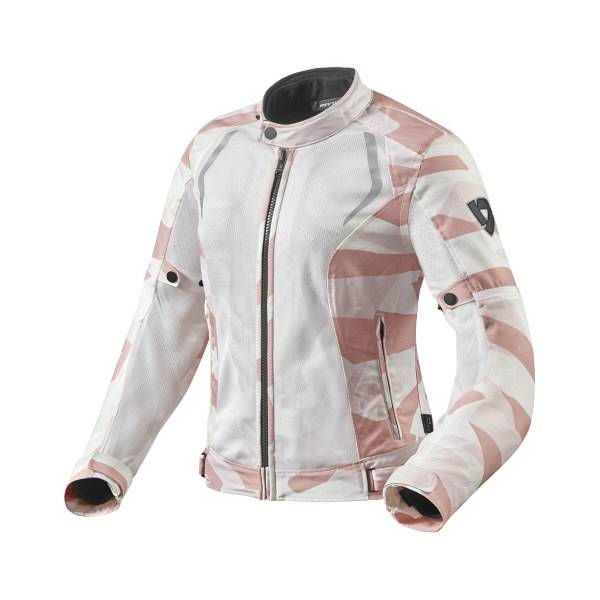 REV'IT! Torque Lady Veste Moto Camo Rose 40