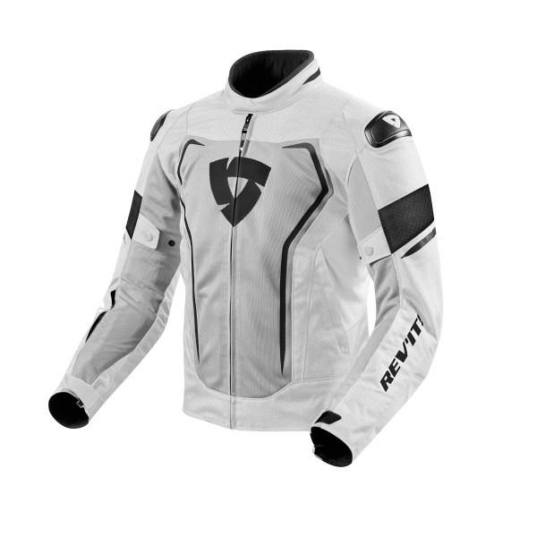 REV'IT! REV'IT VERTEX AIR VESTE MOTO GRIS CLAIR NOIR M