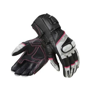 REV'IT! Xena 3 Gants De Moto Noir Blanc XS