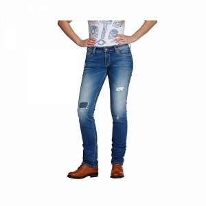 ROKKER The Diva Distressed Jean L34/W31