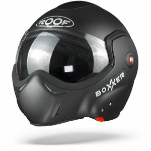 ROOF BoXXer Darkside Casque Modulable Edition LimitŽe Graphite Mat L