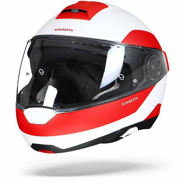 Schuberth C4 Pro Fragment Rouge S