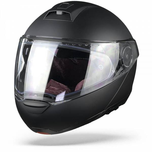 Schuberth C4 Pro Women Casque Modulable Noir Mat S