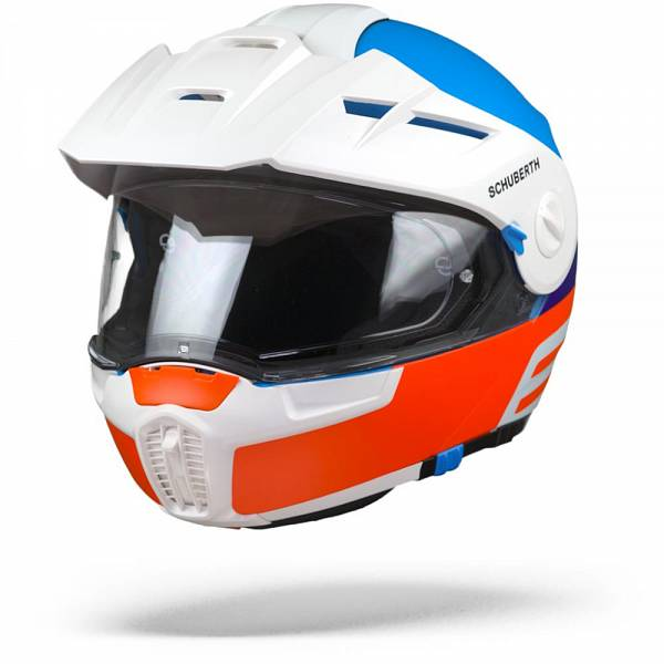 Schuberth E1 Cut Bleu 2XL