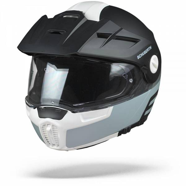 Schuberth E1 Cut Gris 3XL