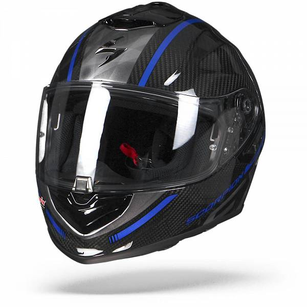Scorpion EXO-1400 Air Carbon Grand Bleu 2XL