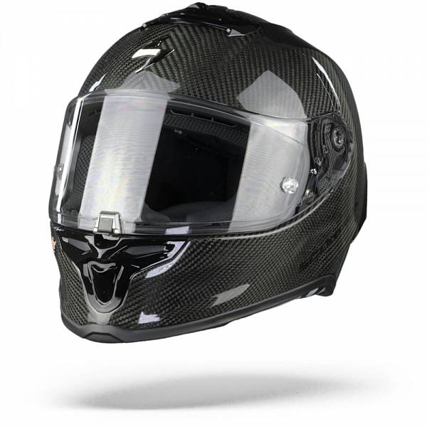 Scorpion EXO-R1 Carbon Air Solid Casque IntŽgral Noir S