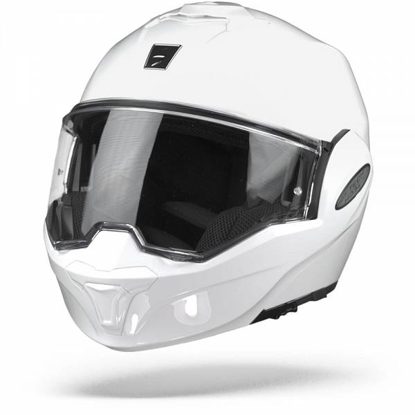 Scorpion EXO-Tech Solid Casque Modulable Blanc S