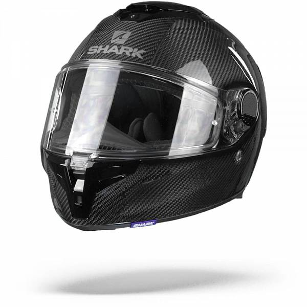 Shark Spartan GT Carbon Skin Casque IntŽgral Carbone Anthracite Carbone 2XL
