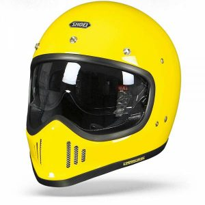 Shoei Ex-Zero Brilliant Jaune M