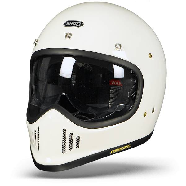 Shoei Ex-Zero Off Blanc S