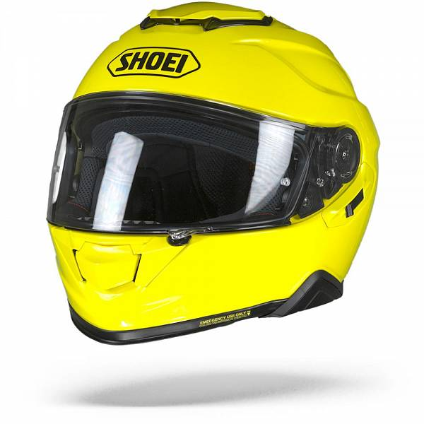 Shoei GT-Air II Casque IntŽgral Jaune Brillant L