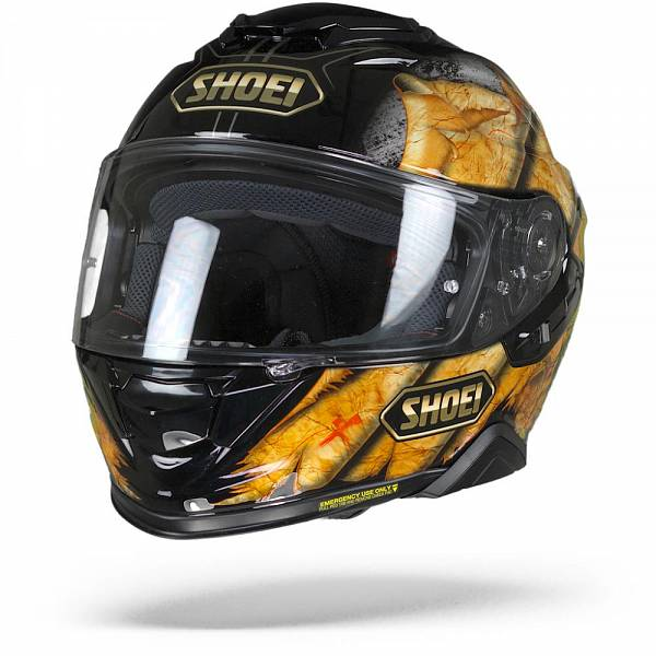 Shoei GT-Air II Deviation TC-9 Casque IntŽgral Noir Marron S